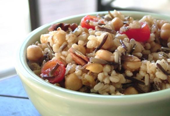 Curried+rice,+barley+etc.