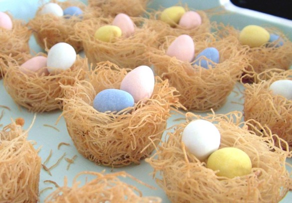Phyllo+nests