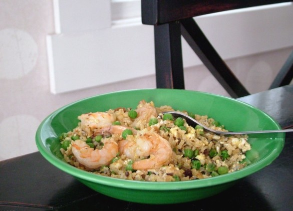 Curried+Shrimp+fried+rice