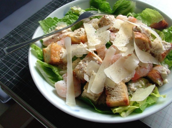 Shrimp+Caesar