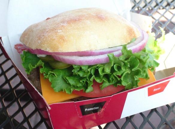 Angus+Burger
