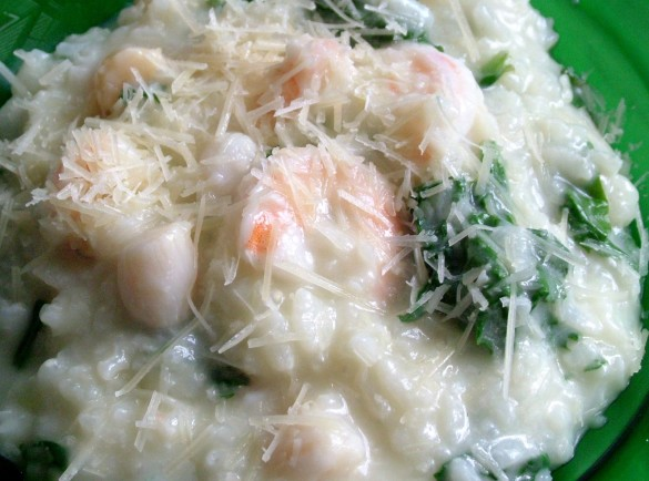 Seafood_Risotto