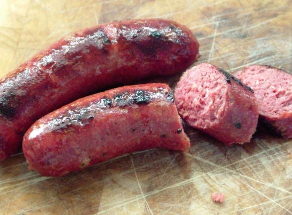 Bison+Sausage