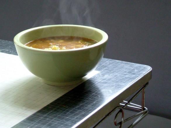 Lentil+&+Barley+Soup
