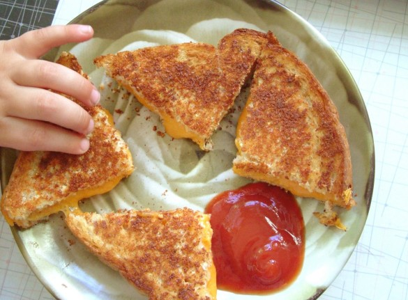 Grilled+Cheese+Sandwich