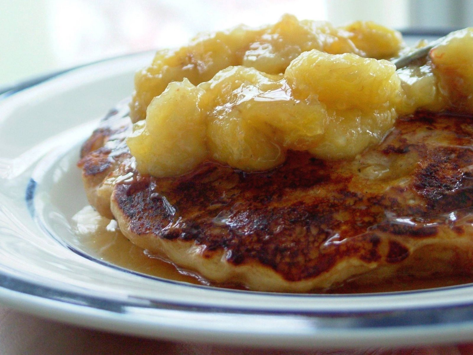 Bread+pudding+pancakes
