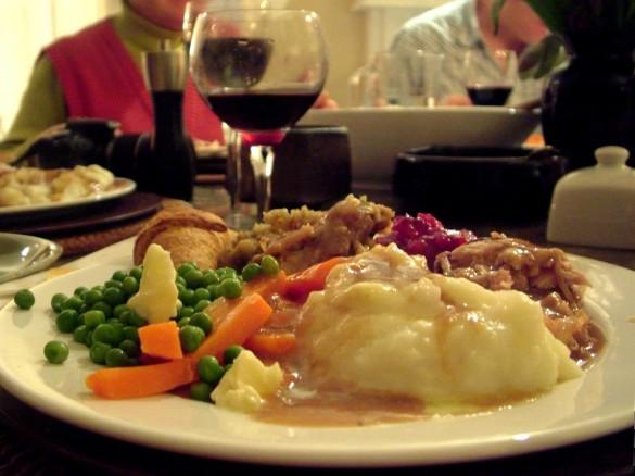 Christmas+dinner