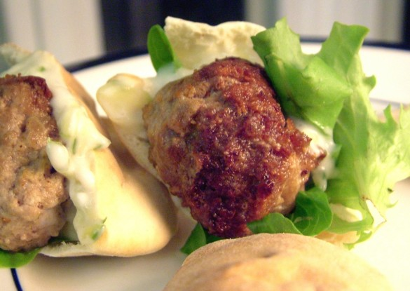 Mini+lamb+burgers