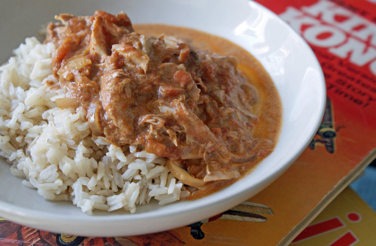 Better Butter Chicken (in the CrockPot) - Dinner With Julie