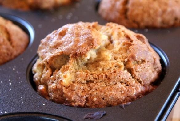 Banana+muffins