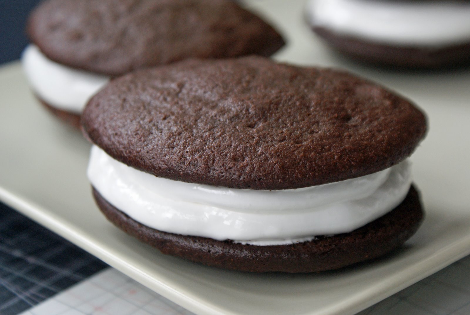 Whoopie Pies - Dinner With Julie