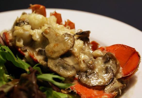 Lobster Thermidor (Very Much Streamlined) - Dinner With Julie