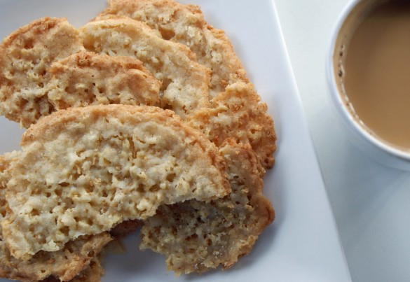 Oatmeal+Lace+Cookies