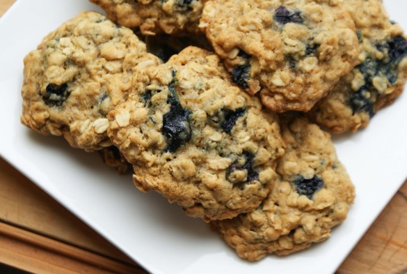 Blueberry+cookies