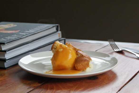 Pierre's+Peach+Cake