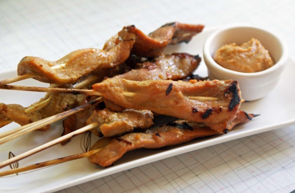 Maple+Leaf+pork+satay