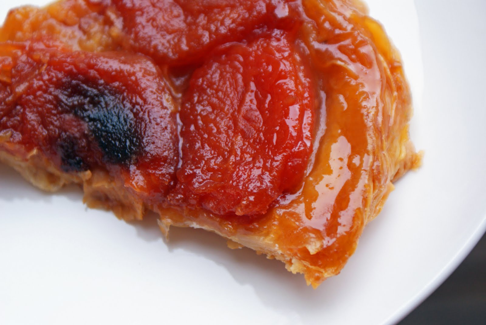 Tomato Tarte Tatin - Dinner With Julie