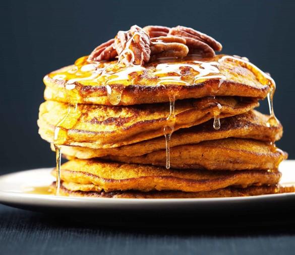 Pumpkin+Pancakes
