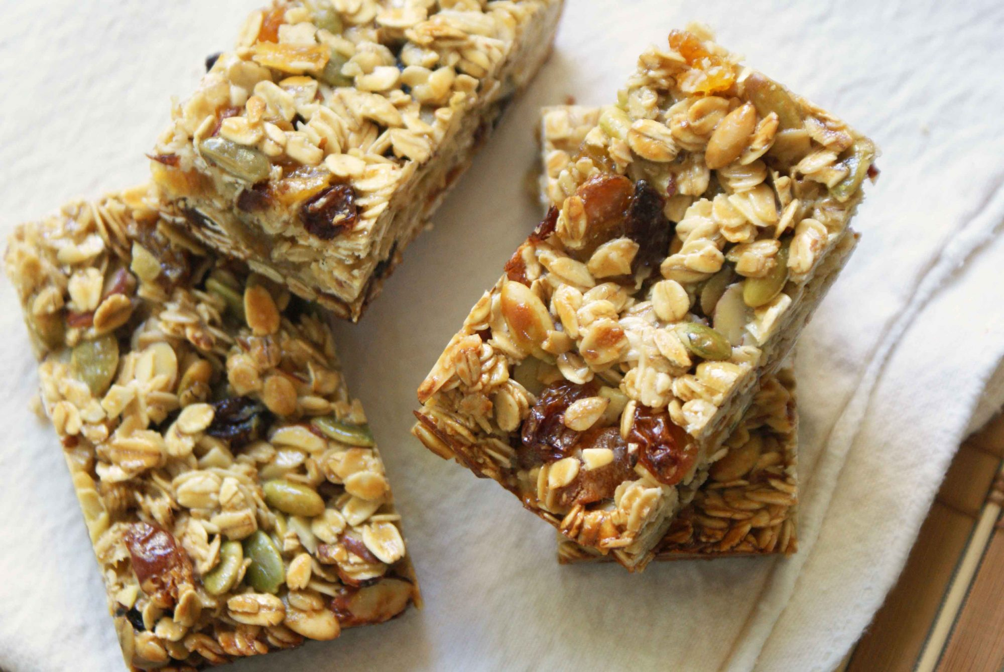 Are muesli bars useful