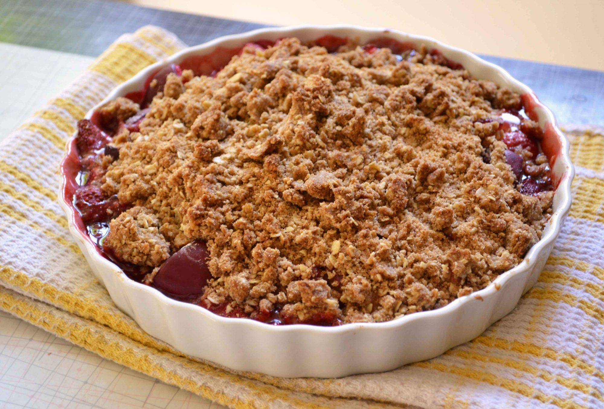 recipe: plum crumble bars recipe [25]