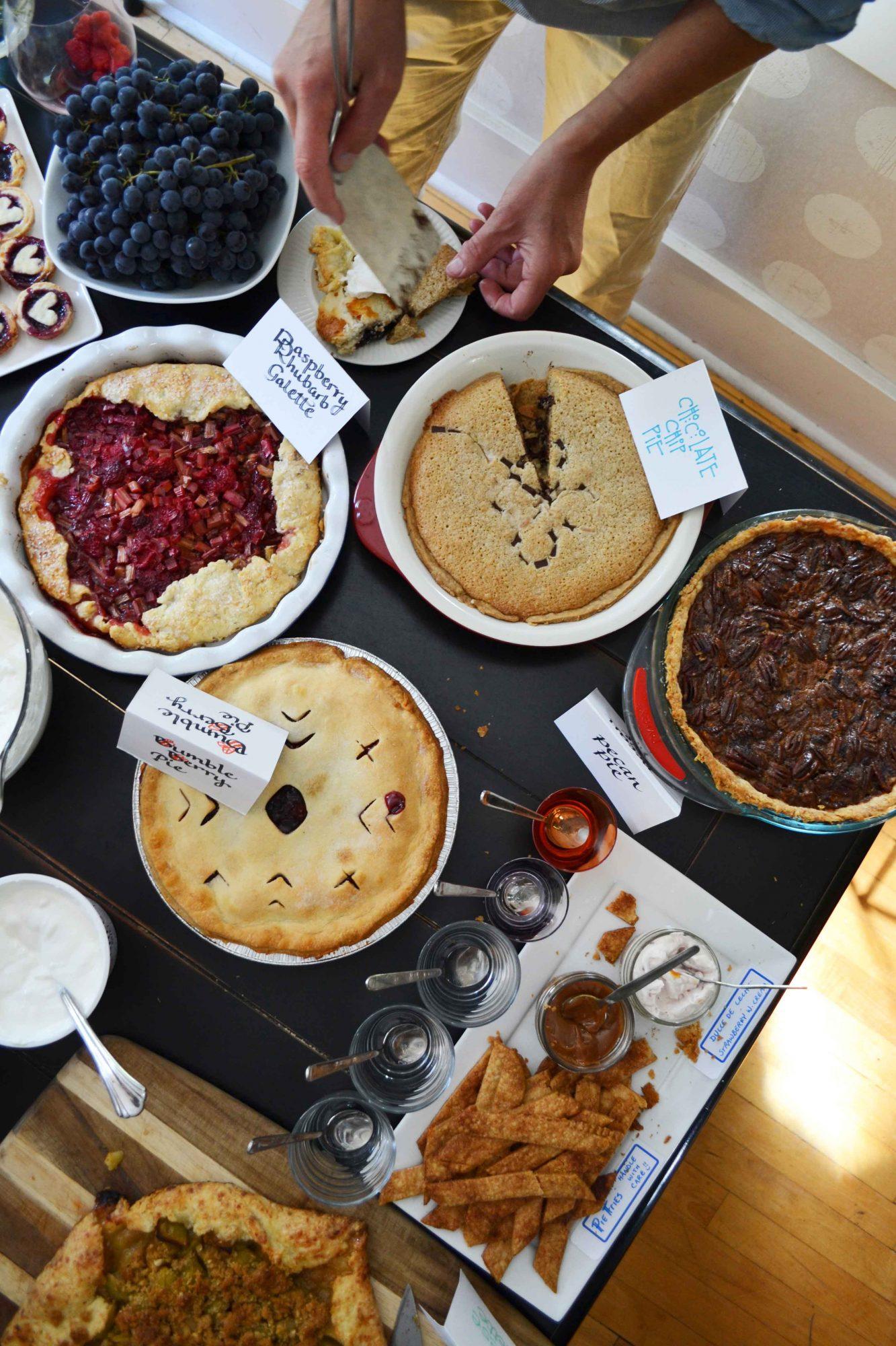 party pie