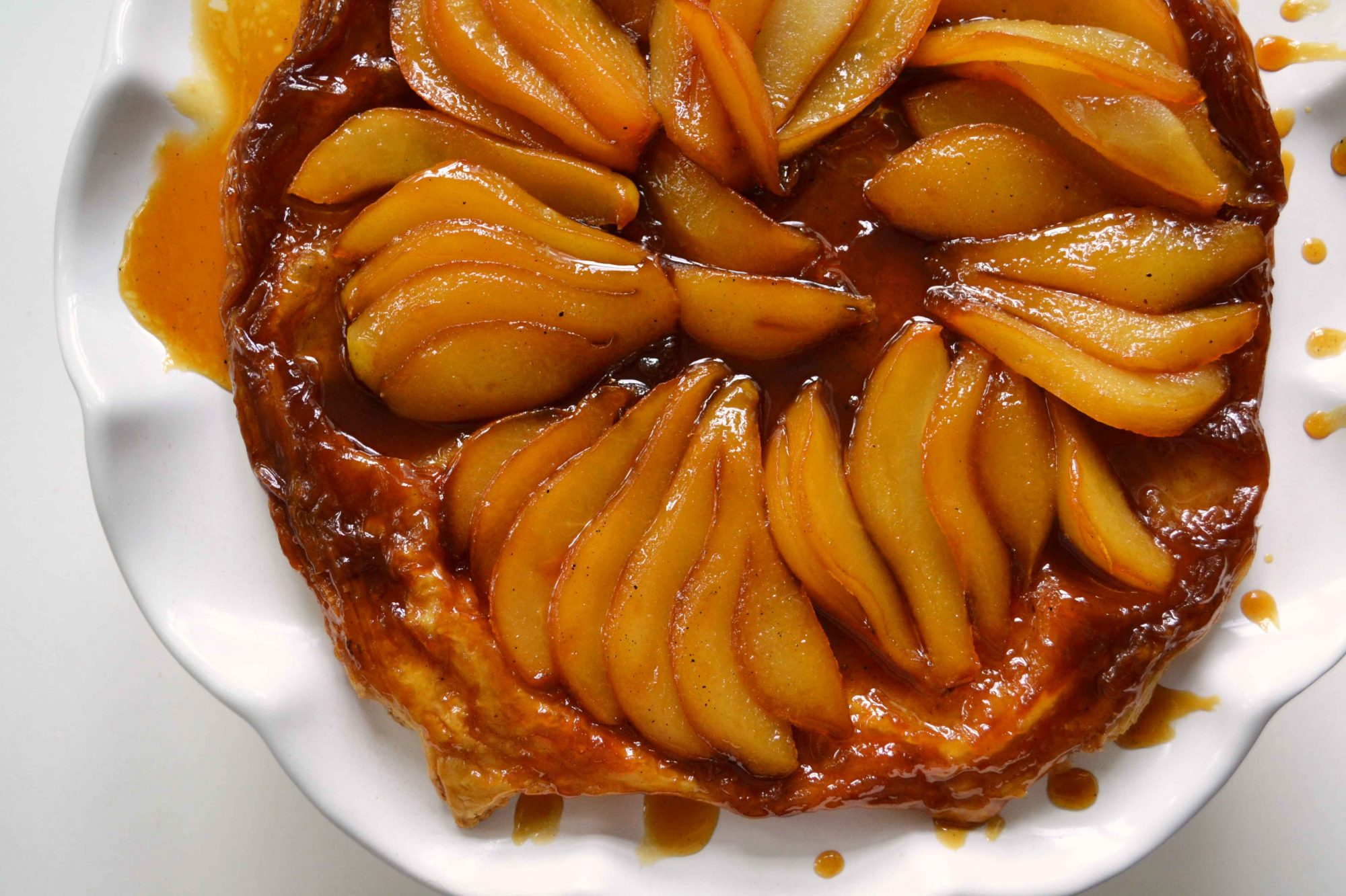 how to prepare TARTE TATIN