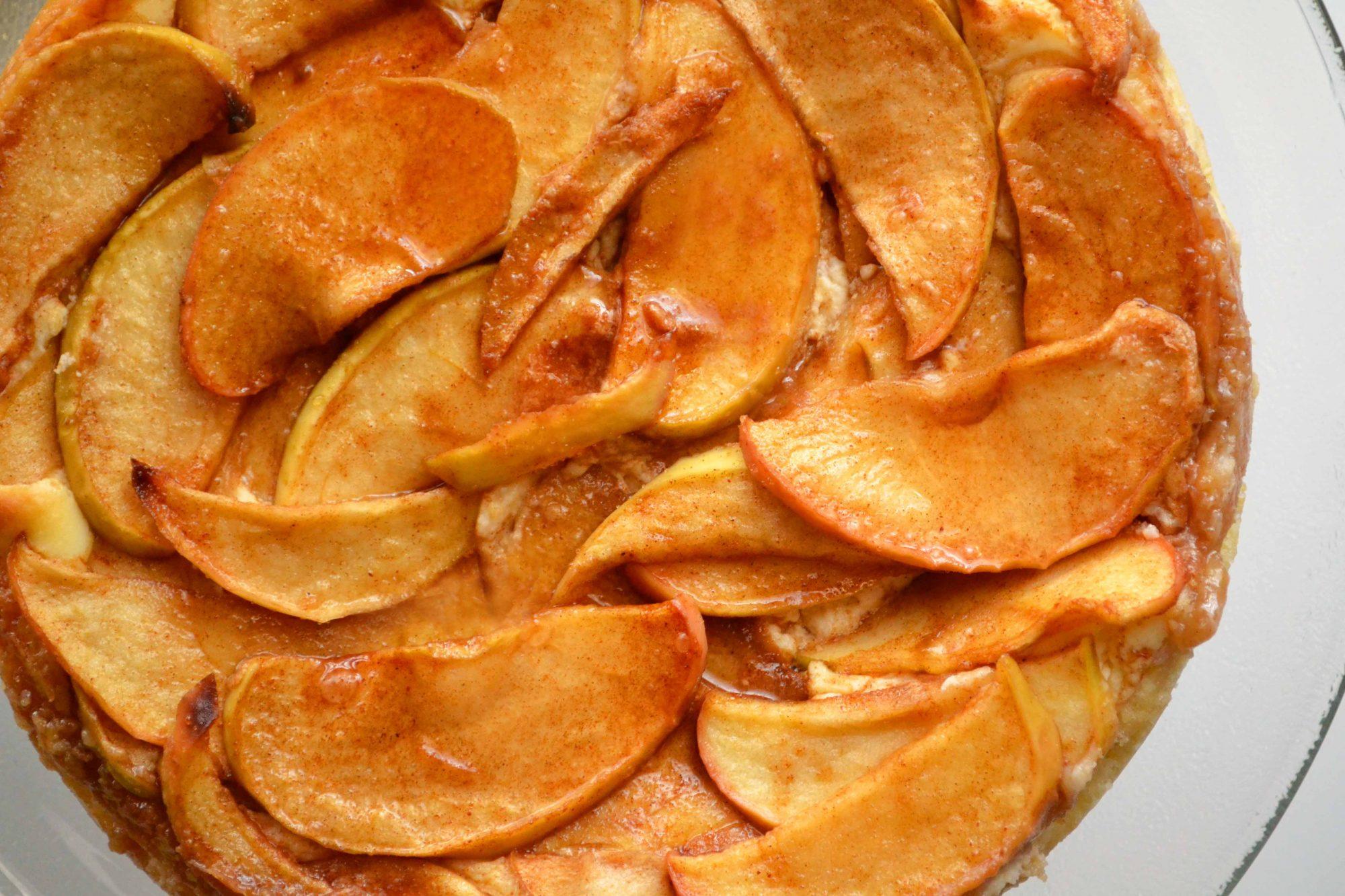 Пироги с яблоками и корицей рецепты пошагово