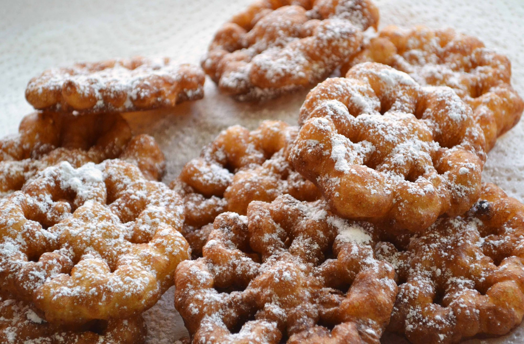 Recipe For Funnel Cake Dough