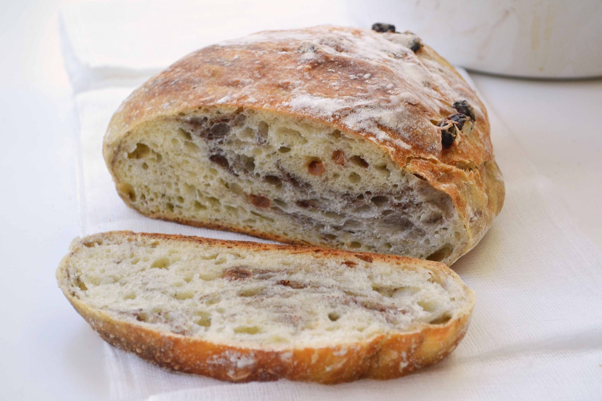 Fig Amp Walnut No Knead Bread Dinner With Julie