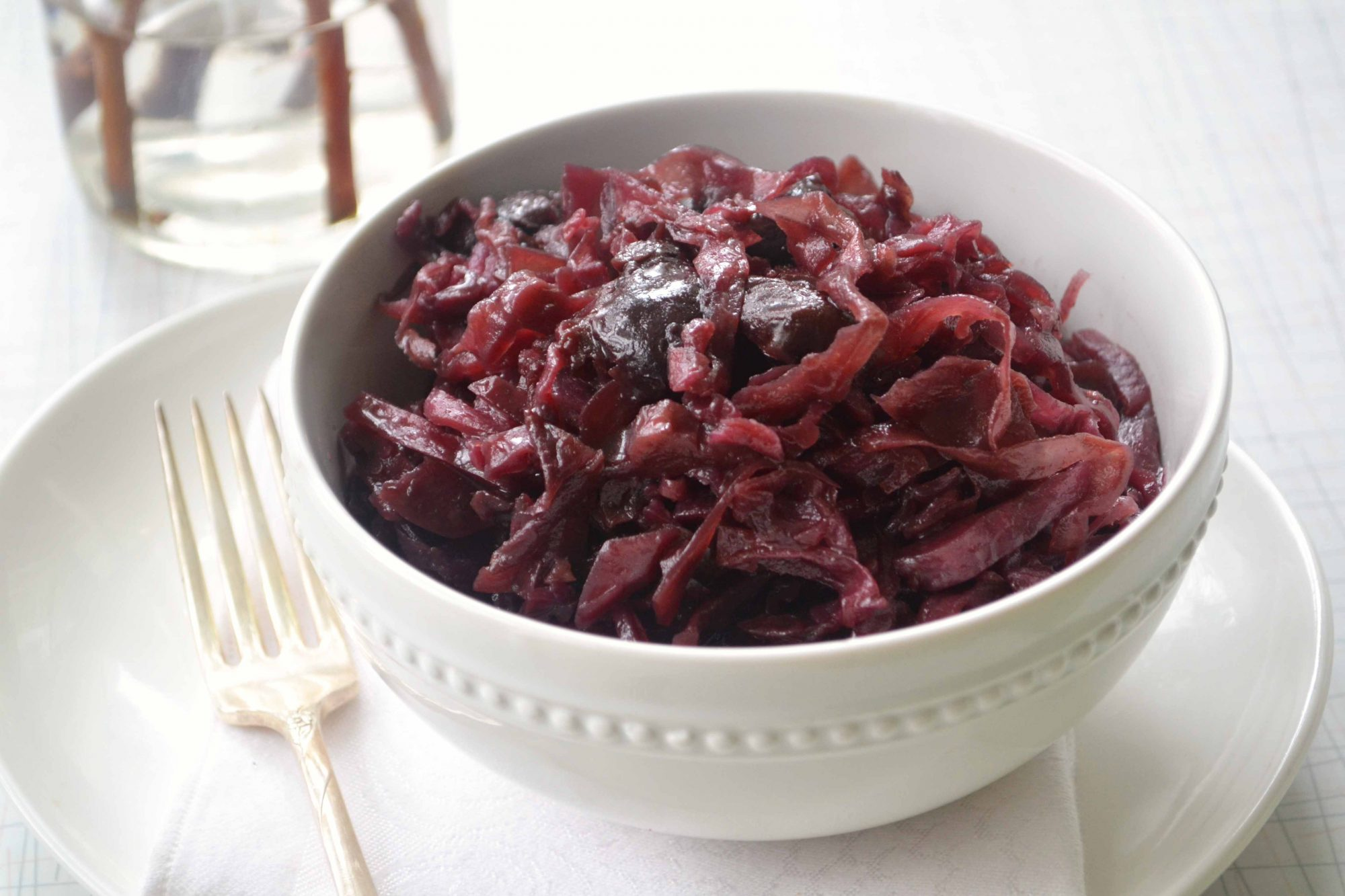 braised red cabbage recipe - photo #26