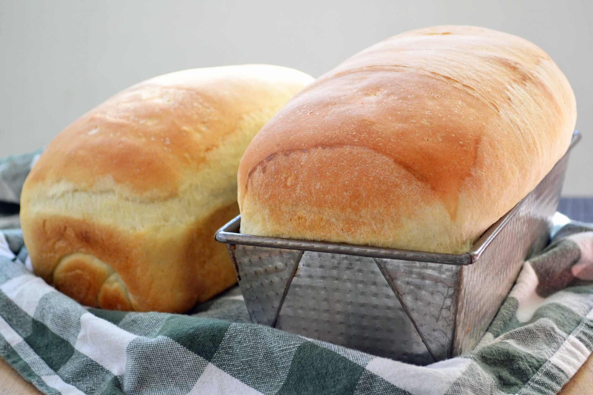 White bread recipes easy