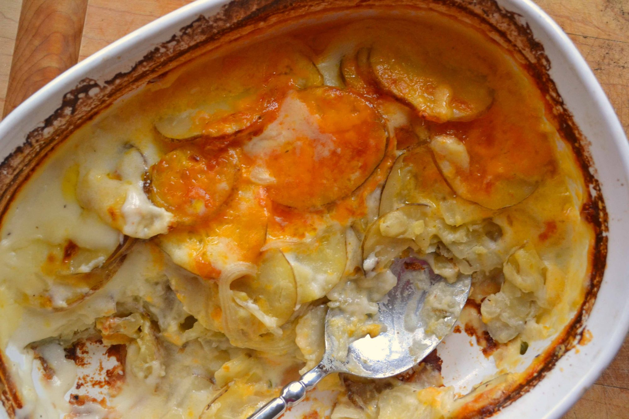 Classic Scalloped Potatoes - Dinner With Julie