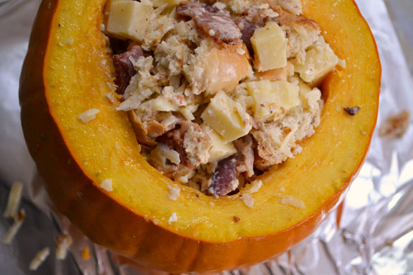 pumpkin stuffed with everything good 1