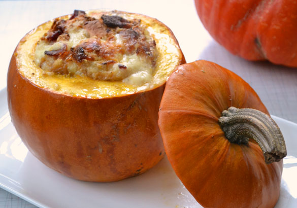 pumpkin stuffed with everything good 4