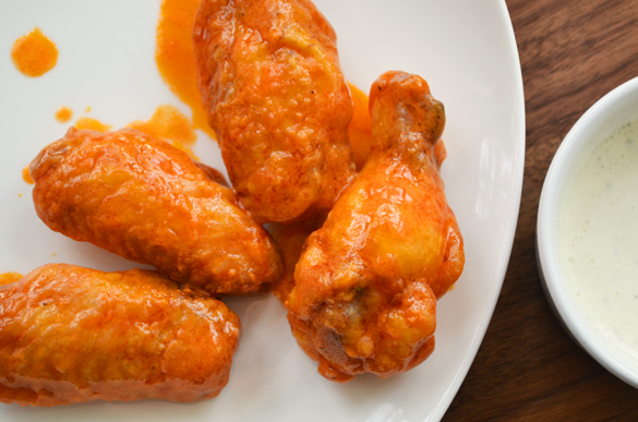 Buffalo wings 1