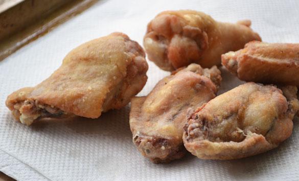 Chicken wings 1