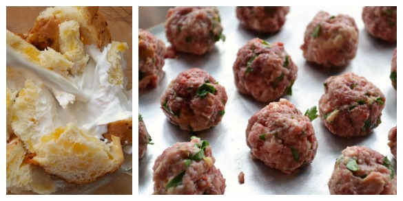 Meatball Collage 2