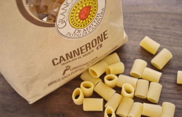 chunky pasta shapes