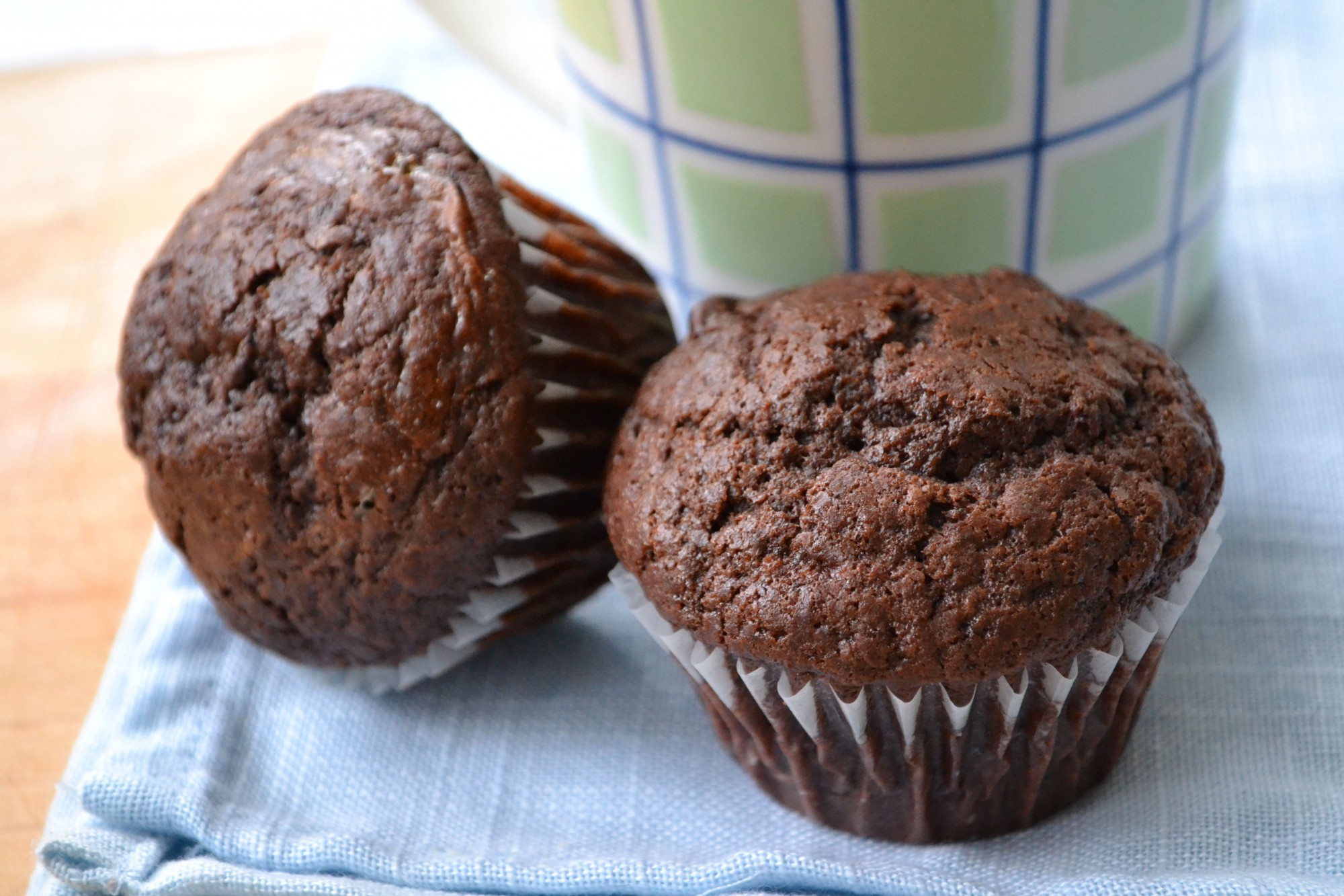 Double Chocolate Chip Muffins Dinner With Julie