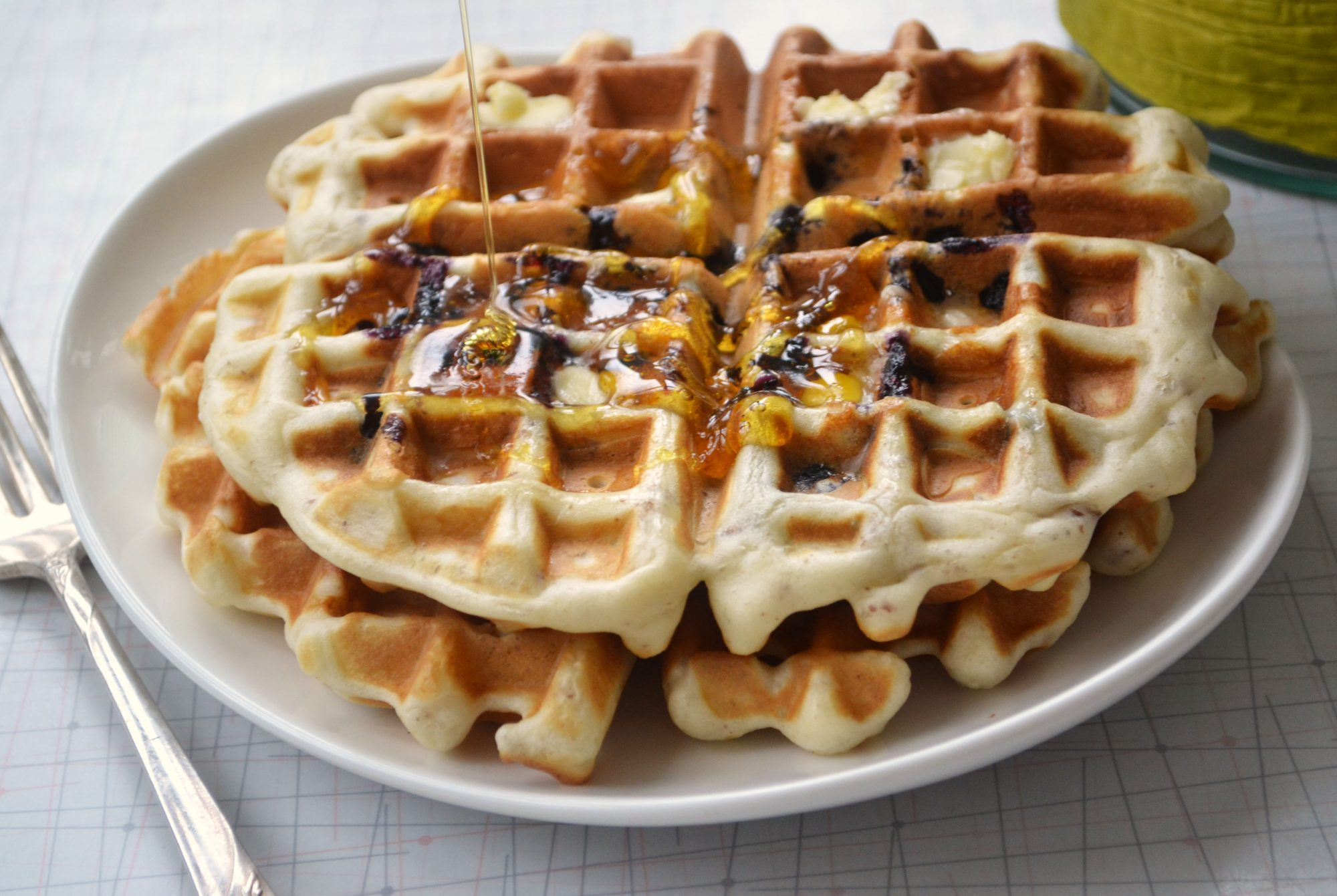Crunchy Pecan Waffles Recipes — Dishmaps