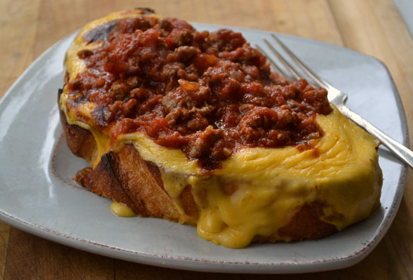 Rarebit Sloppy Joes 1
