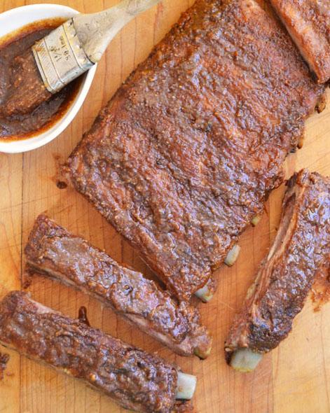 almond ribs 2
