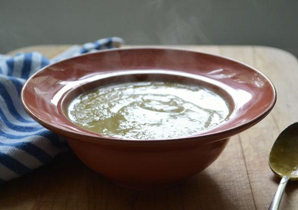 asparagus soup 2