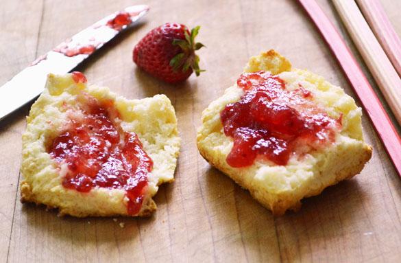 Strawberry rhubarb Jam 5