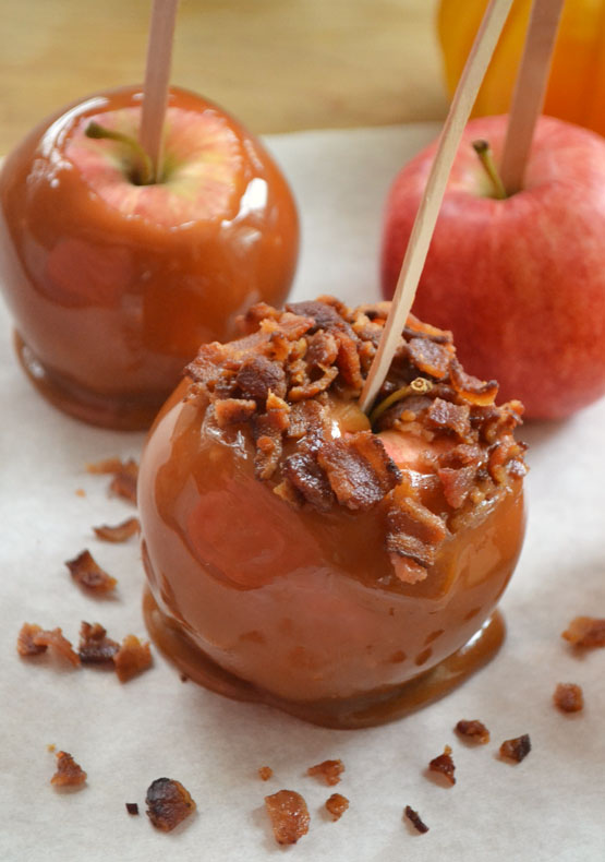 bacon caramel apple 3