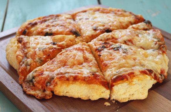 biscuit pizza 1