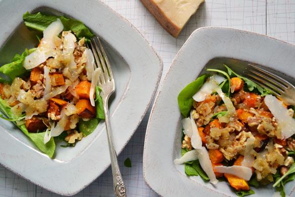 butternut salad 2