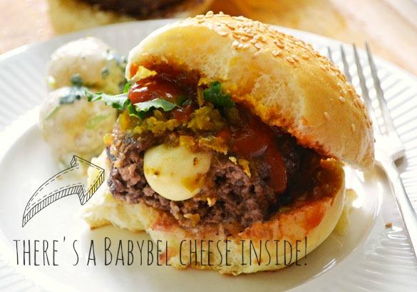 Babybel Burgers