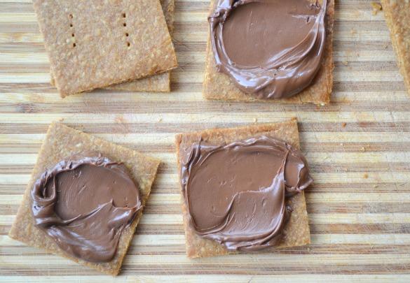 Nutella s'mores 8