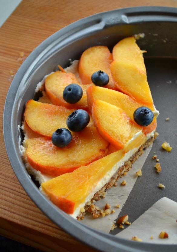 peach tart 2